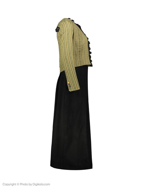 ست سارافون و کت زنانه عاطفه نادری مدل 1061134-1599