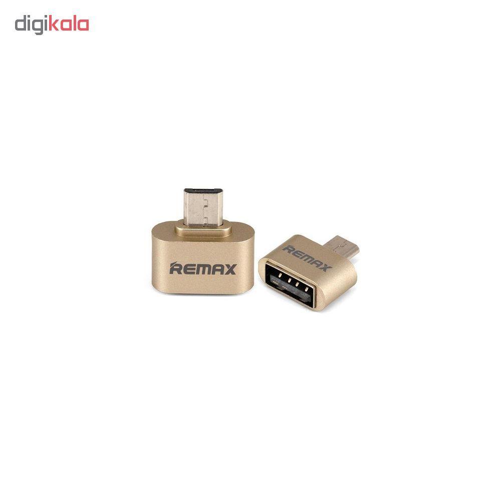 مبدل OTG USB-C ریمکس مدل TC main 1 1