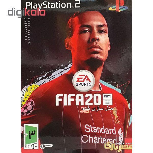 بازی fifa 20 مخصوص Ps2