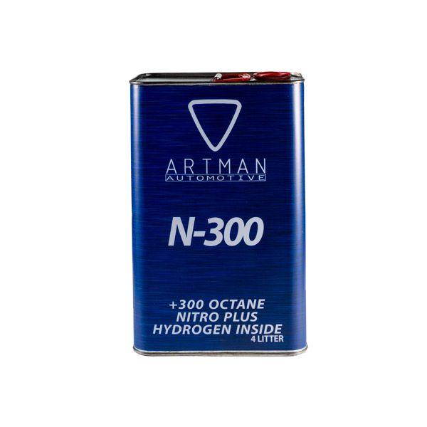 مکمل سوخت خودرو آرتمن مدل N_300 حجم 4000میلی لیتر