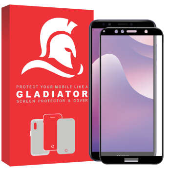 محافظ صفحه نمایش گلادیاتور مدل GPH1000 مناسب برای گوشی موبایل هوآوی Y7 2018