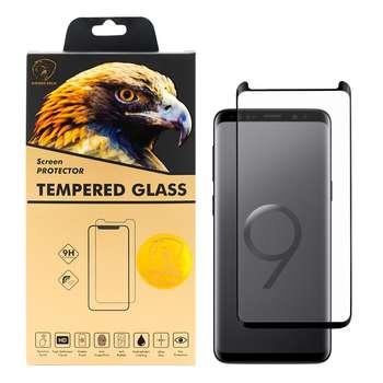 محافظ صفحه نمایش گلدن ایگل مدل DFC-X1 مناسب برای گوشی موبایل سامسونگ Galaxy S9