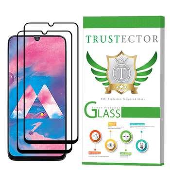 محافظ صفحه نمایش تراستکتور مدل GSS مناسب برای گوشی موبایل سامسونگ Galaxy A50 بسته 2 عددی