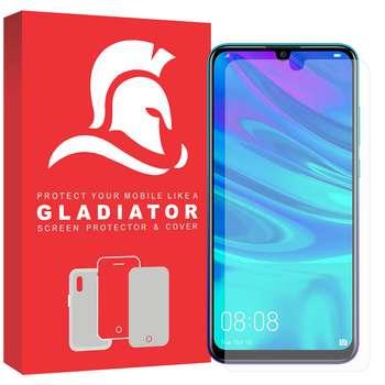 محافظ صفحه نمایش گلادیاتور مدل GLH1000 مناسب برای گوشی موبایل هوآوی P Smart 2019