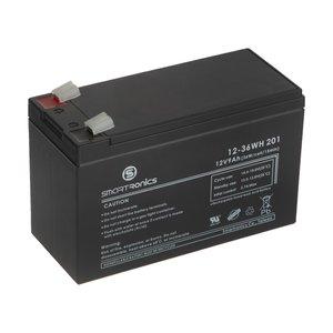 باتری یو پی اس 12 ولت 9 آمپر ساعت اسمارترونیکس مدل 9H 201