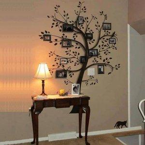 استیکر دیواری طرح درخت خاطره ها کد ۱۳۰۸۸