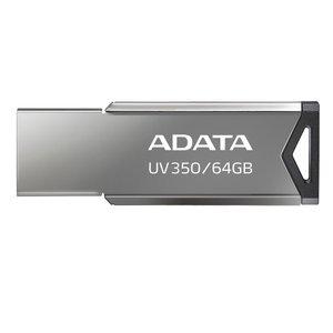 فلش مموری ای دیتا مدل UV350 ظرفیت 64 گیگابایت