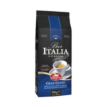 قهوه دان ساکوئلا مدل Gran Gusto مقدار 500 گرم