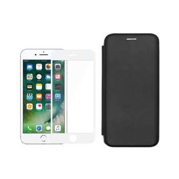 کیف کلاسوری مسیر مدل MMGNT-MGF-1 مناسب برای گوشی موبایل اپل iPhone 6/6S به همراه محافظ صفحه نمایش
