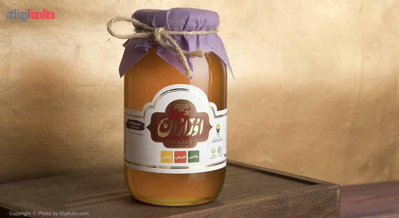 عسل چهل گیاه ارگانیک اورازان - 960 گرم main 1 5