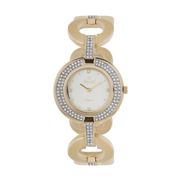 ساعت مچی عقربه ای زنانه سوئیستایل مدل 08