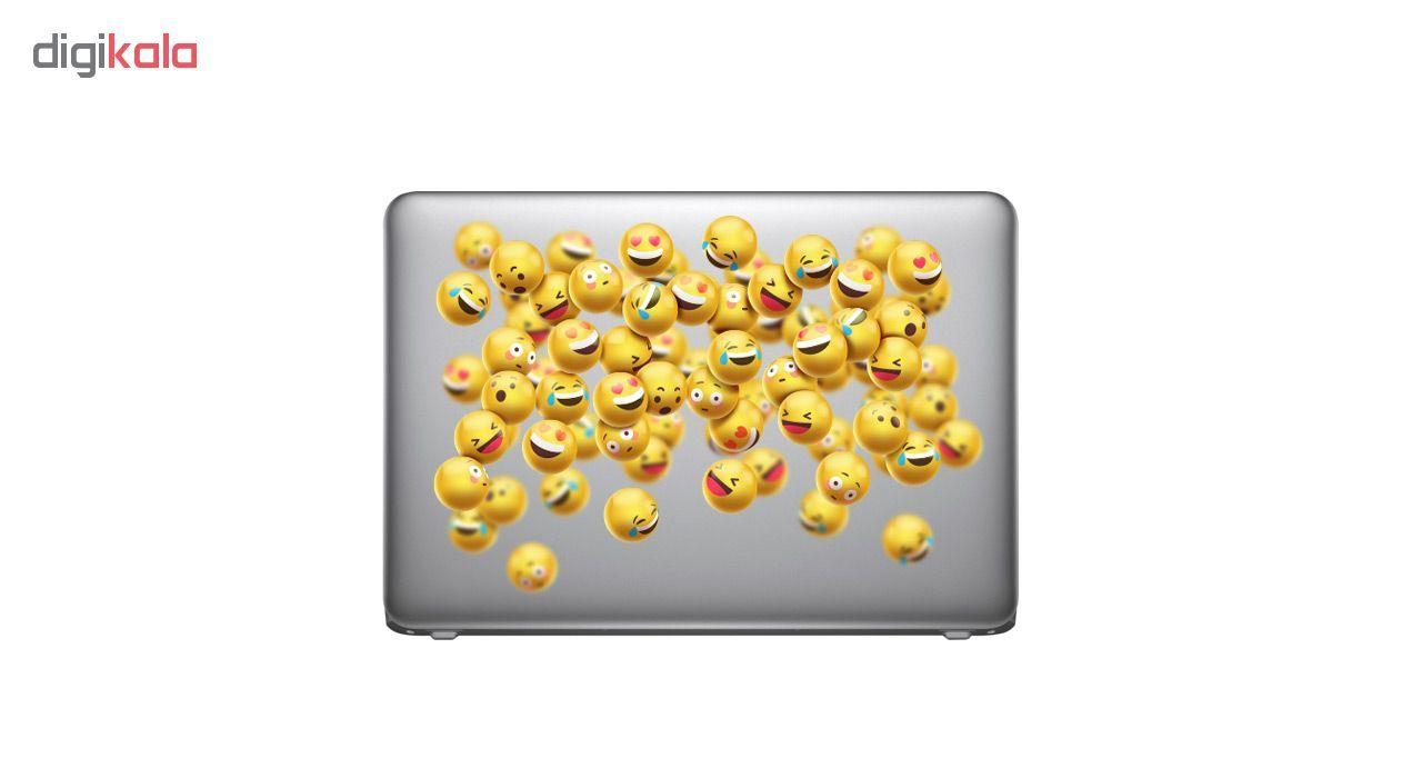 استیکر لپ تاپ طرح ایموجی ها کد ۰۱  main 1 3