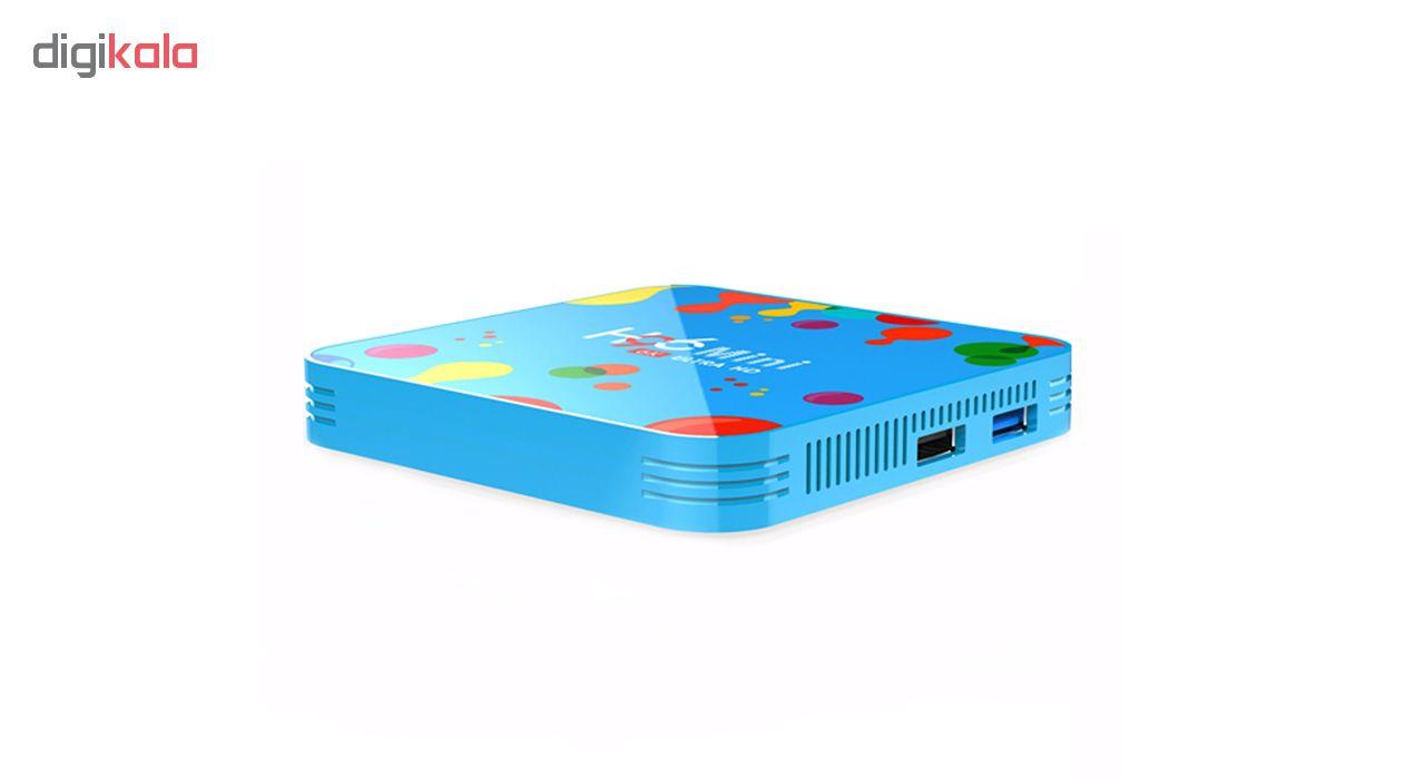 اندروید باکس اچ 96 مدل مینی 6K