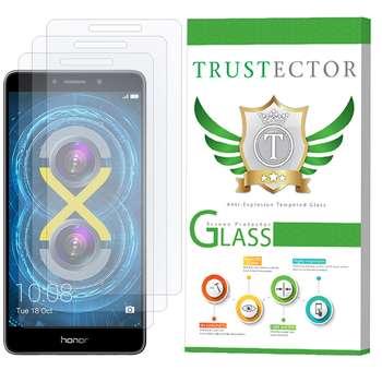 محافظ صفحه نمایش تراستکتور مدل GLS مناسب برای گوشی موبایل آنر 6X بسته 3 عددی