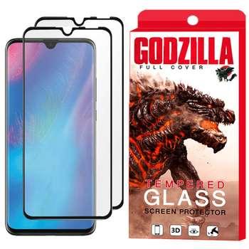 محافظ صفحه نمایش گودزیلا مدل GGF مناسب برای گوشی موبایل هوآوی P30 Lite / Nova 4e بسته 2 عددی