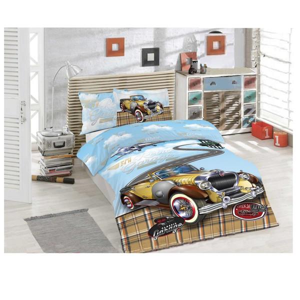 سرویس خواب زارا هوم مدل Car یک نفره 5 تکه