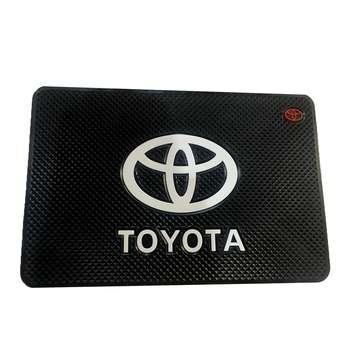 پد نگهدارنده اشیاء داخل خودرو طرح TOYOTA مدل TO06