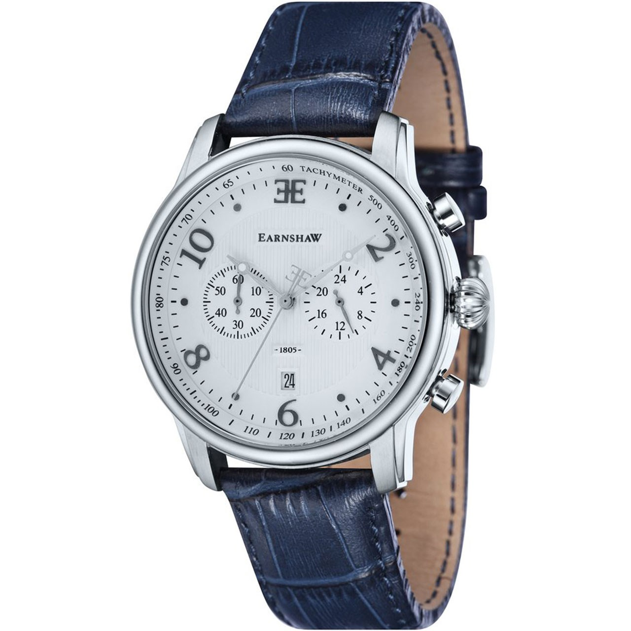 ساعت مچی عقربه ای مردانه ارنشا مدل ES-8058-01 7