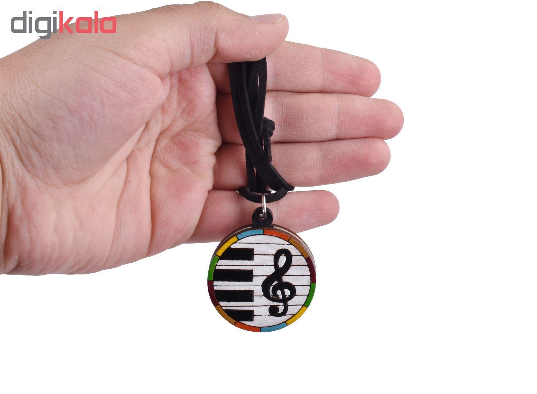 گردنبند طرح موسیقی کد 12 main 1 1