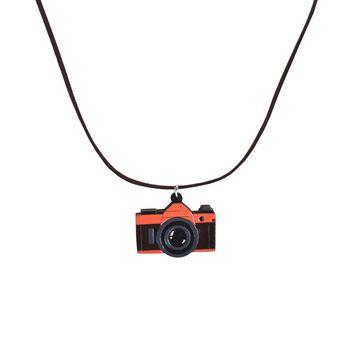 گردنبند طرح دوربین عکاسی کد 12