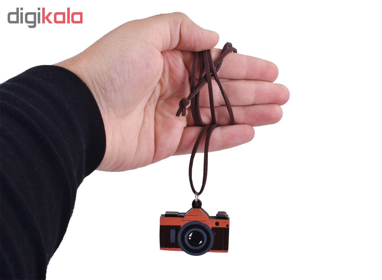 گردنبند طرح دوربین عکاسی کد 12 main 1 1
