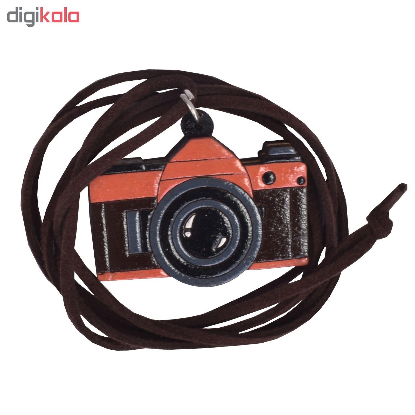 گردنبند طرح دوربین عکاسی کد 12 main 1 2