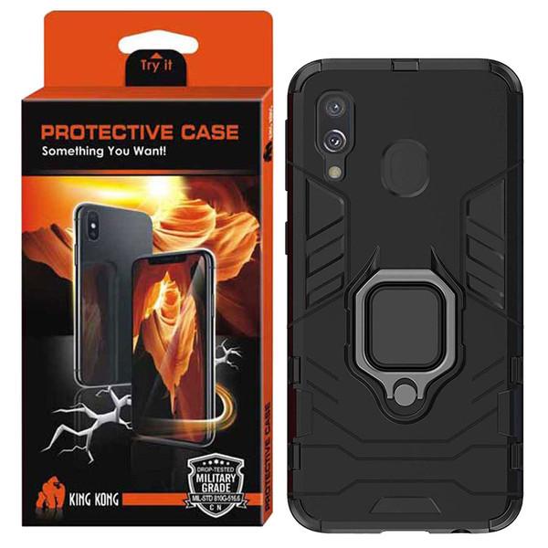 کاور کینگ کونگ مدل GHB01 مناسب برای گوشی موبایل سامسونگ Galaxy A10s