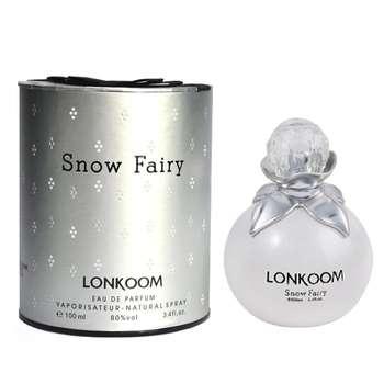 ادو پرفیوم زنانه لنکوم مدل snow fairy حجم 100 میلی لیتر
