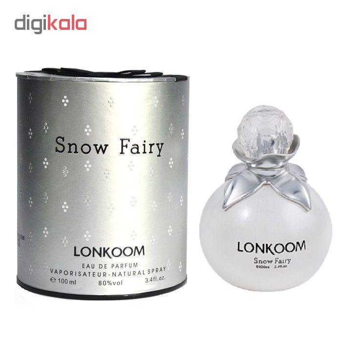 ادو پرفیوم زنانه لنکوم مدل snow fairy حجم 100 میلی لیتر main 1 1