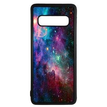 کاور طرح کهکشان کد 43168 مناسب برای گوشی موبایل سامسونگ galaxy s10 plus
