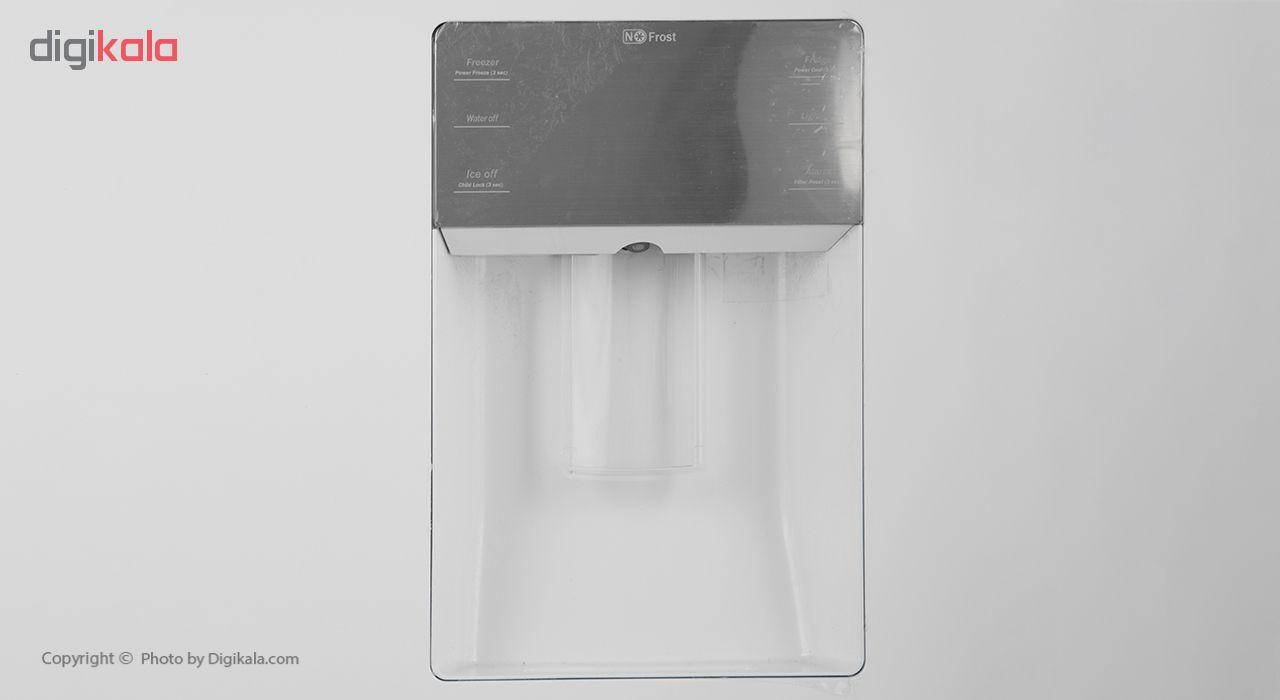 یخچال و فریزر اکسنت مدل Tiana-3800