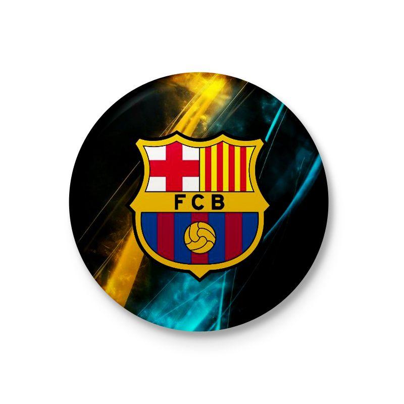 تصویر پیکسل طرح بارسلونا کد 14593