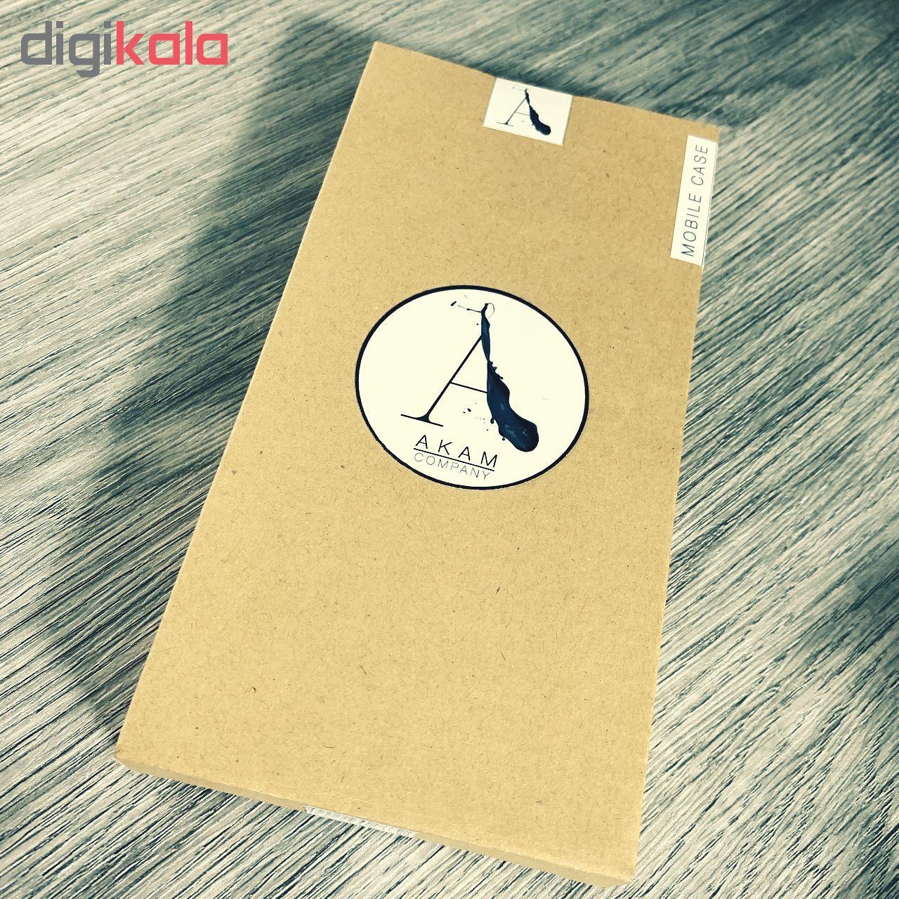 کاور آکام مدل A71593 مناسب برای گوشی موبایل اپل iPhone 7/8 main 1 2