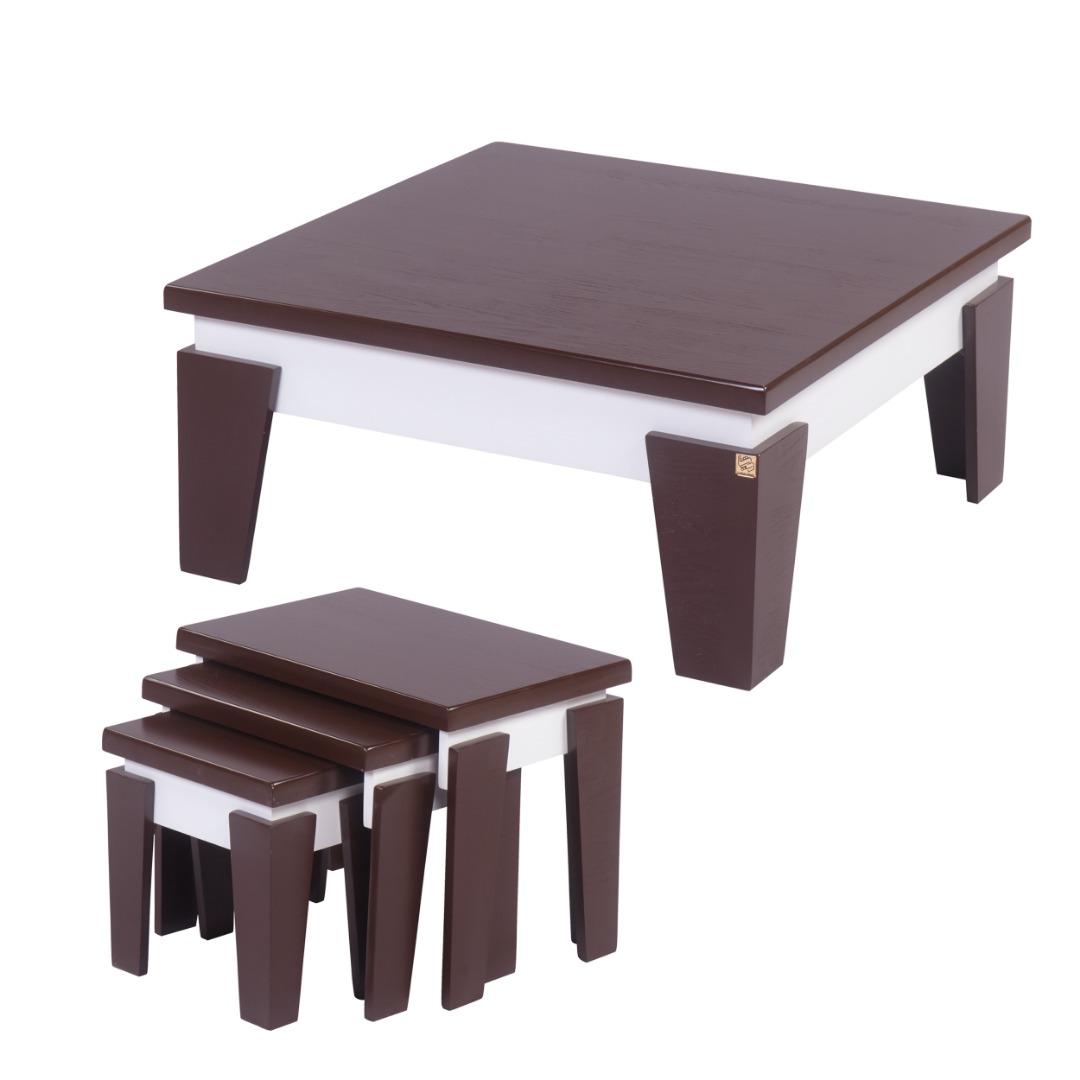 میز پذیرایی مدل ماهان کد 003 مجموعه 4 عددی