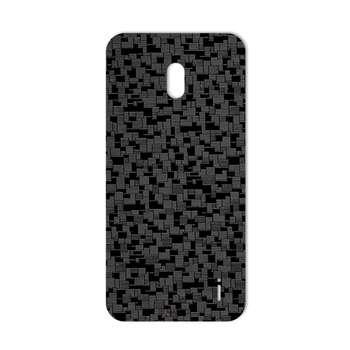 برچسب پوششی ماهوت مدل Silicon-Texture مناسب برای گوشی موبایل نوکیا 2.2