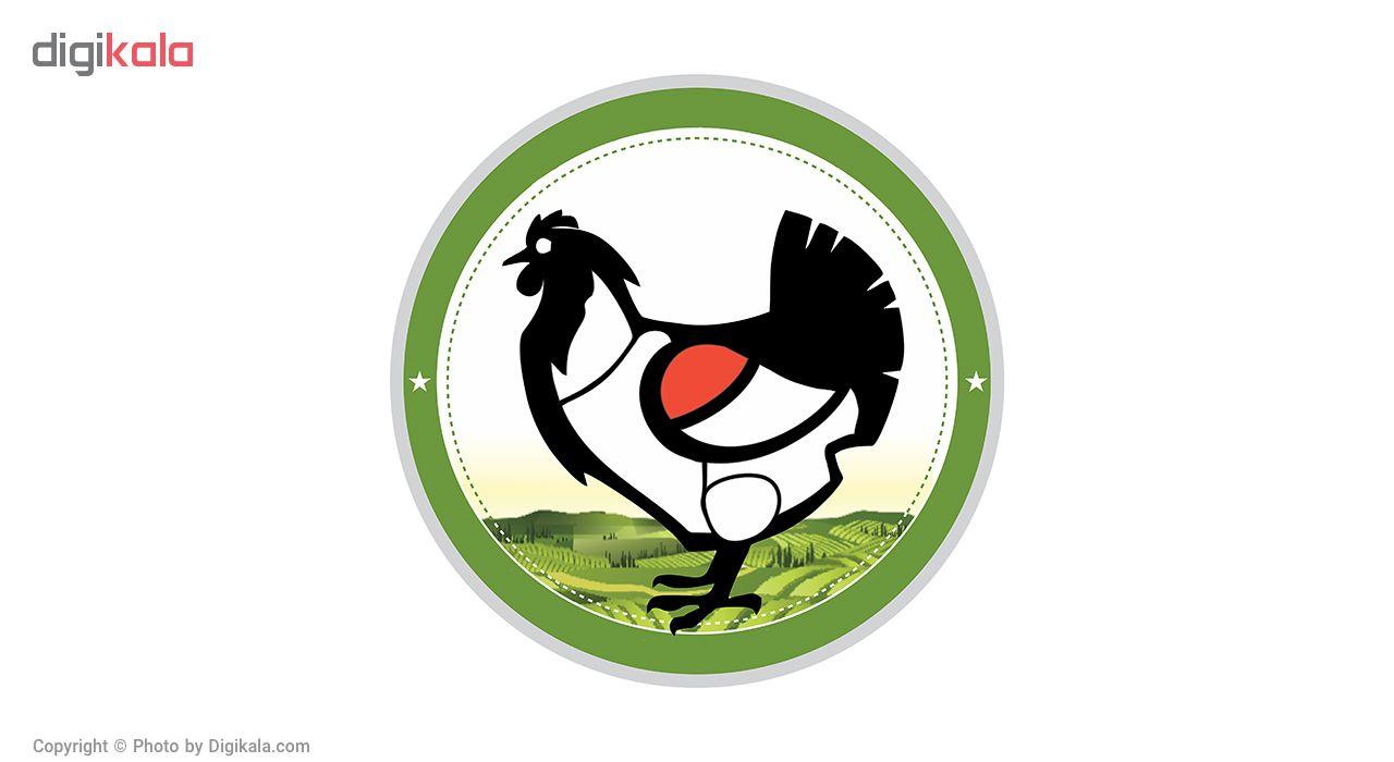 ساق مرغ بدون پوست کوروش پروتئین البرز مقدار 1.8 کیلوگرم