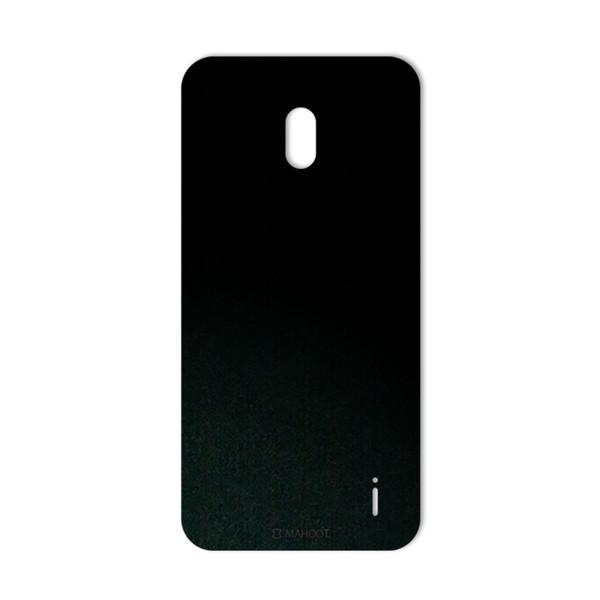 برچسب پوششی ماهوت مدل Black-Suede مناسب برای گوشی موبایل نوکیا 2.2