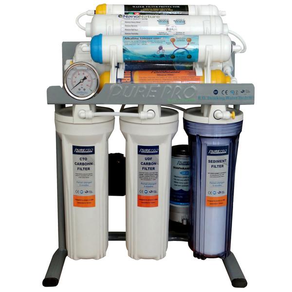 دستگاه تصفیه کننده آب پیور پرو مدل RO - ALKYD PRIMER 9