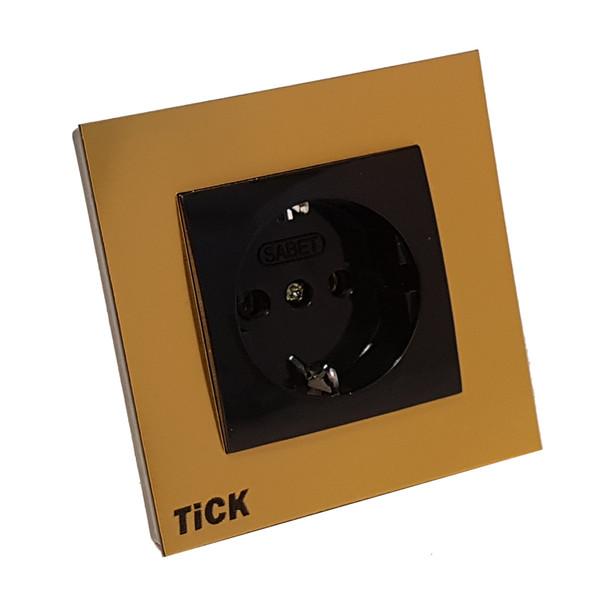 پریز برق تیک کد p12