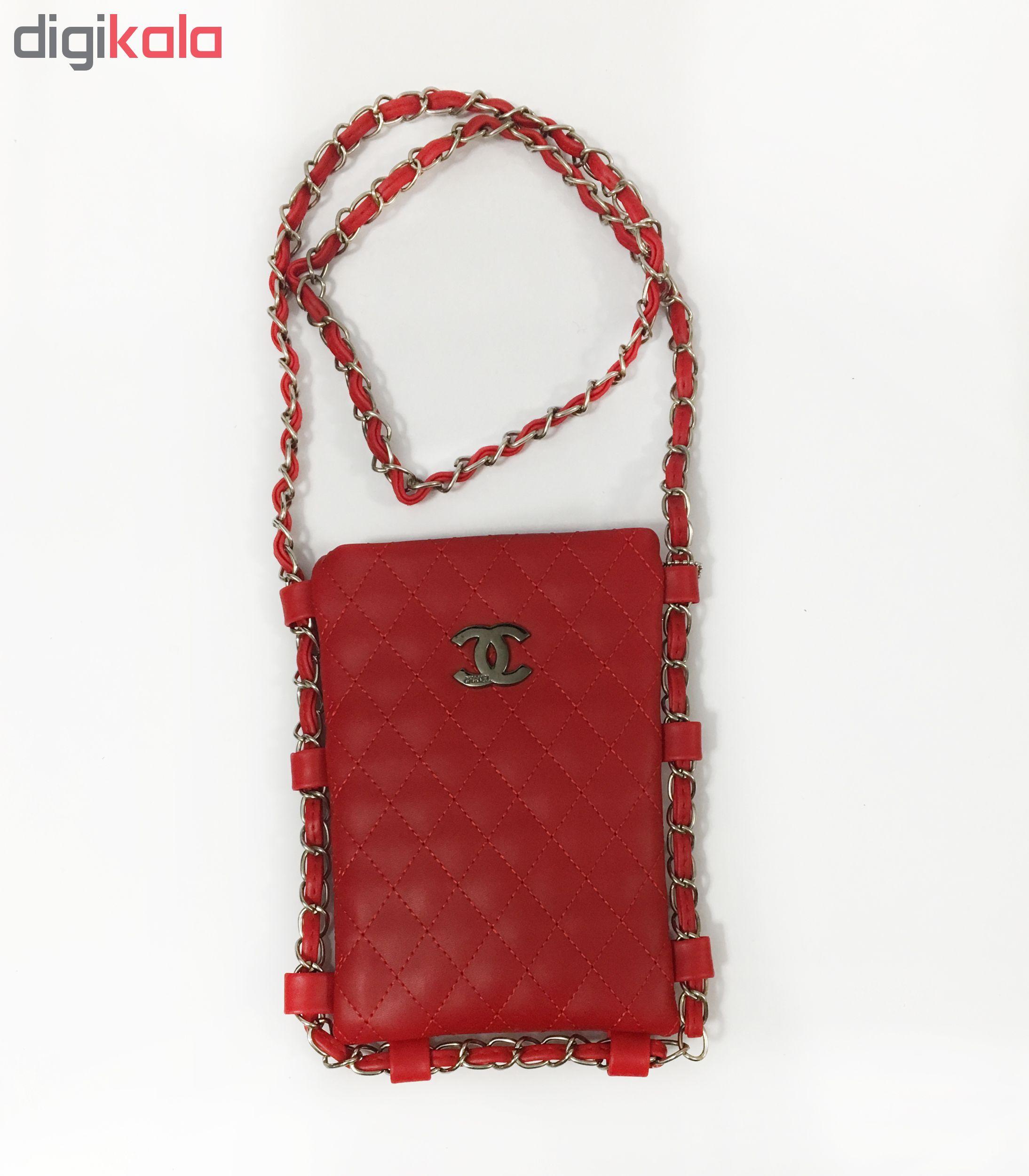 کیف دوشی زنانه کد 1801