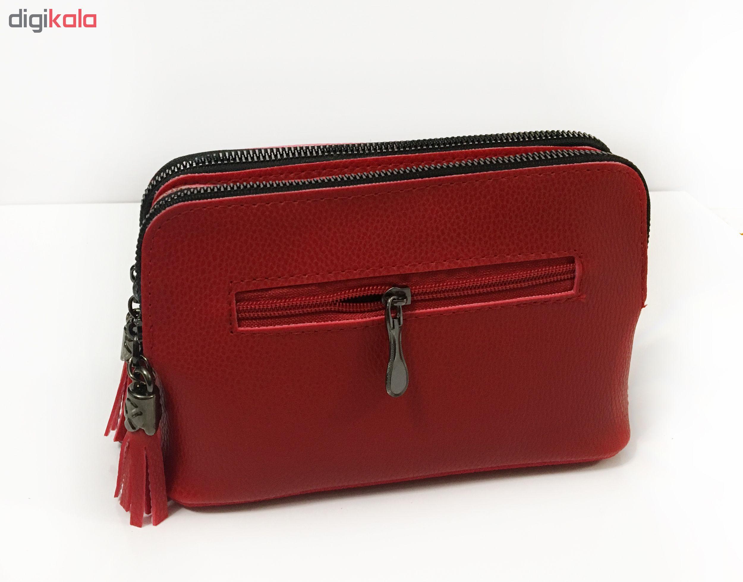 کیف دوشی زنانه کد 1802