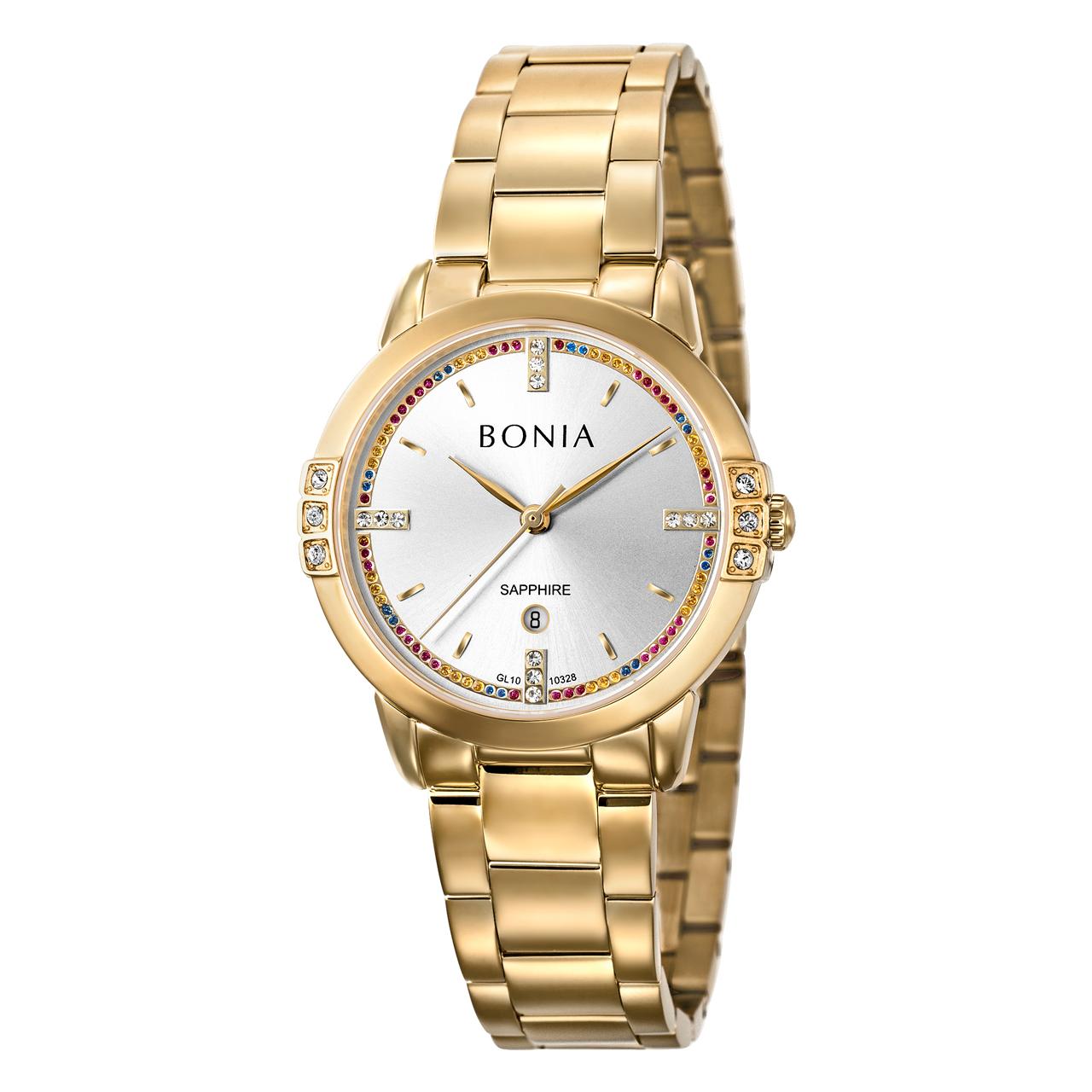 ساعت  زنانه بونیا کد BNB10328-2217S