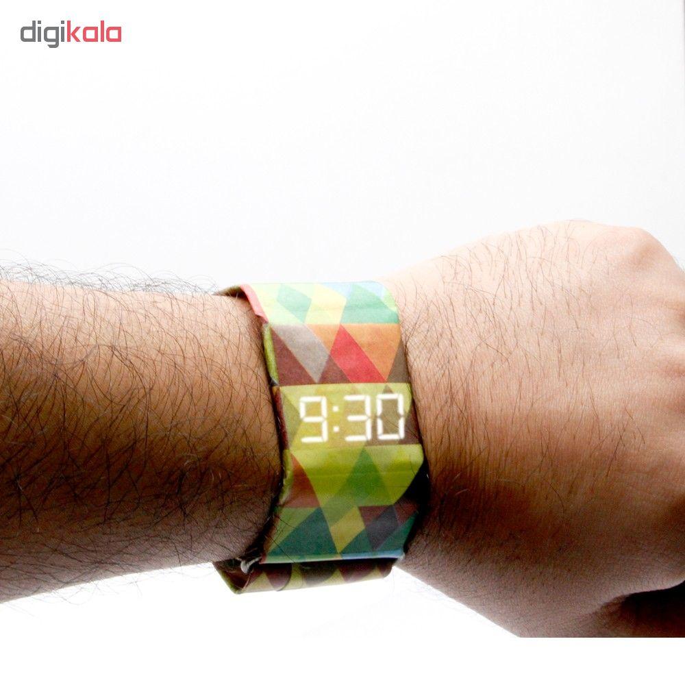 ساعت مچی دیجیتال مدل FP6             قیمت