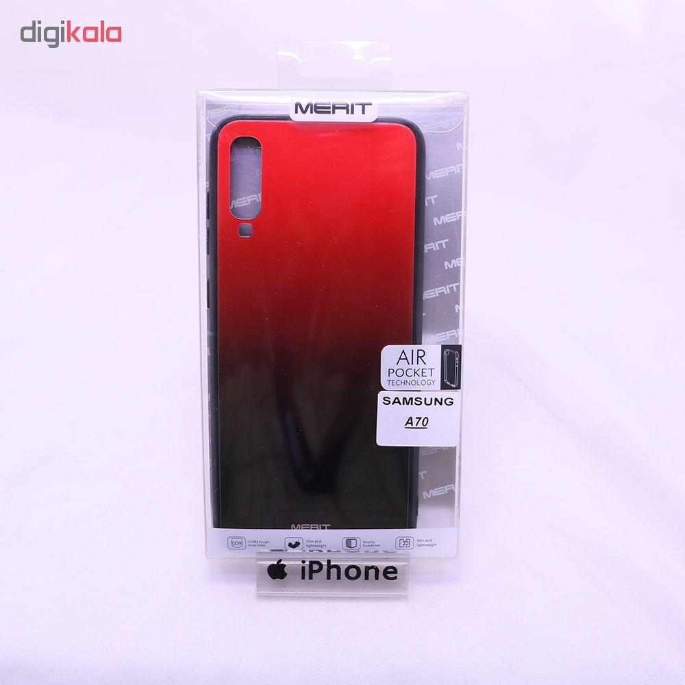 کاور مریت مدل LC1 مناسب برای گوشی موبایل سامسونگ Galaxy A70