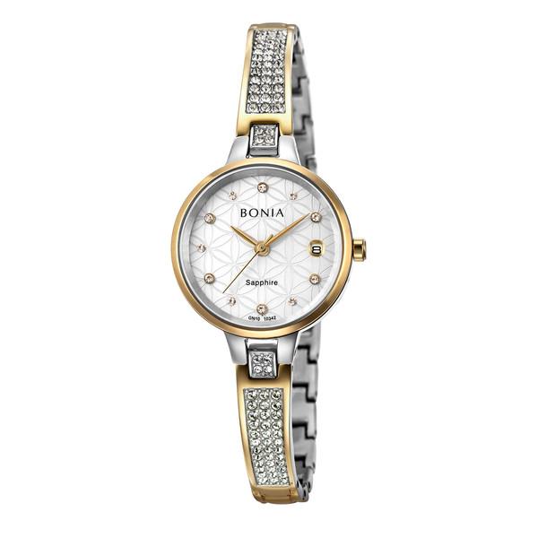 ساعت مچی عقربه ای زنانه بونیا مدل BNB10342-2117
