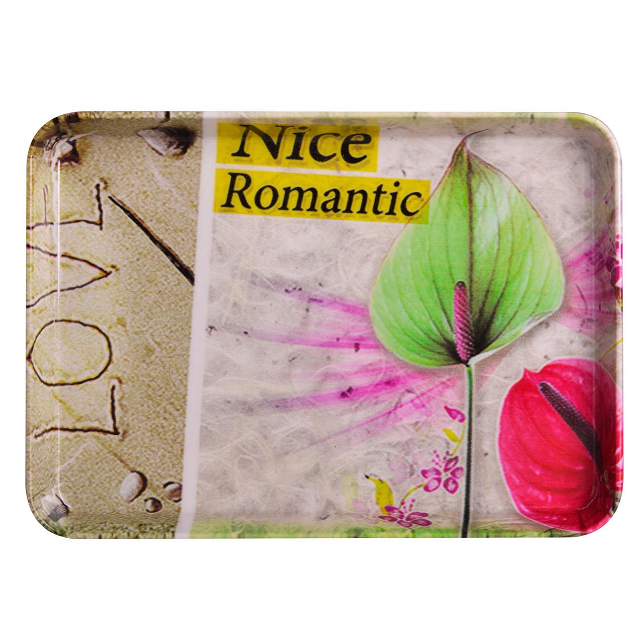 سینی مهروز طرح رمانتیک کد 707