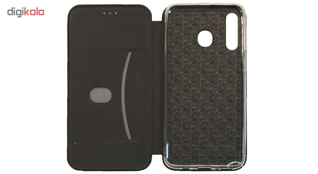 کیف کلاسوری مسیر مدل MMGNT-MGF-1 مناسب برای گوشی موبایل سامسونگ Galaxy M30 به همراه محافظ صفحه نمایش main 1 2