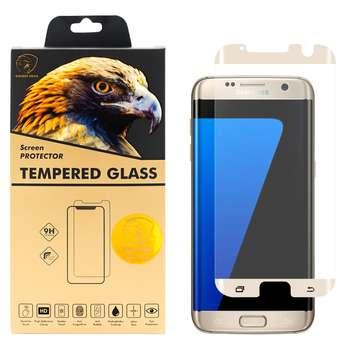 محافظ صفحه نمایش گلدن ایگل مدل HFC-X1 مناسب برای گوشی موبایل سامسونگ Galaxy S7 Edge