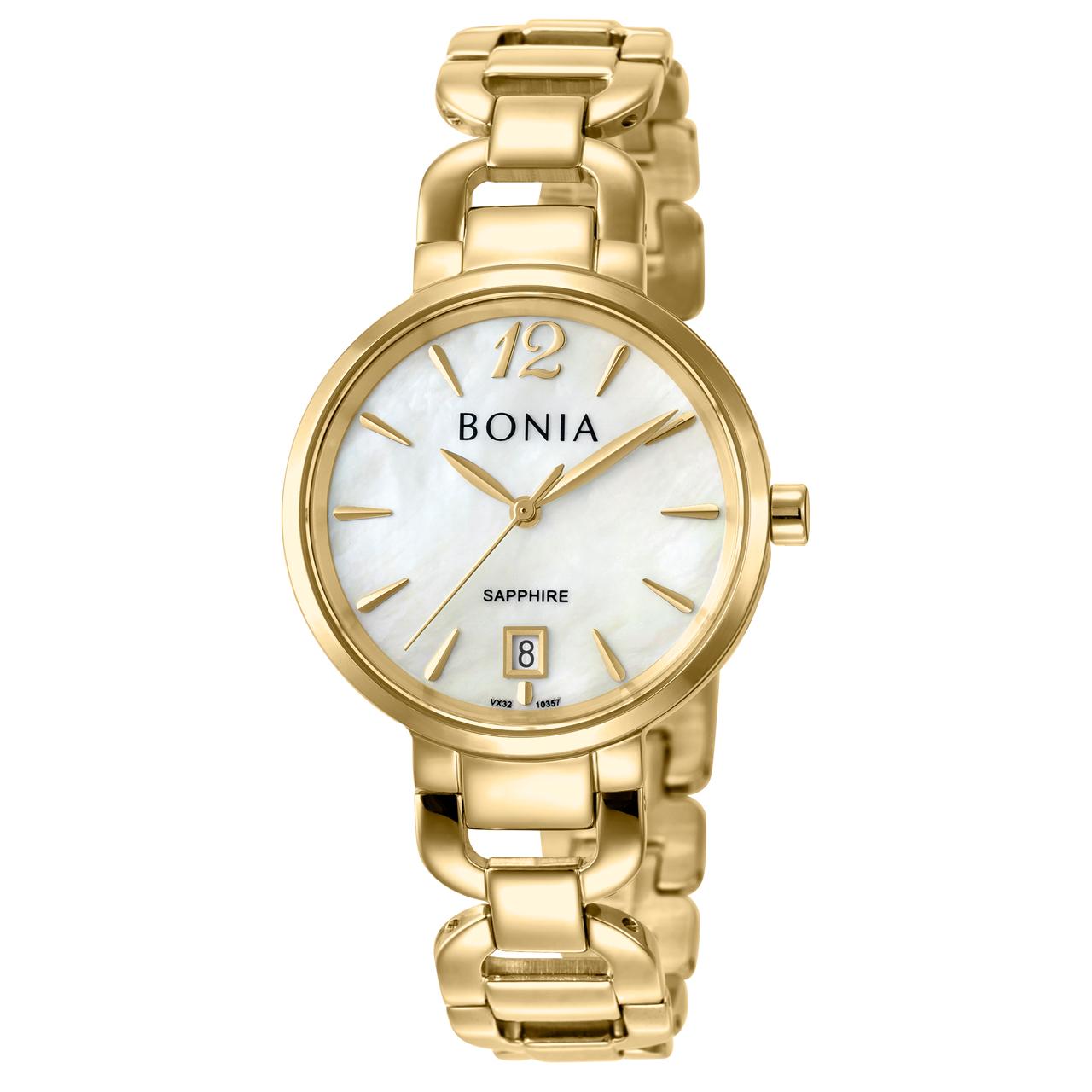 ساعت  زنانه بونیا کد BNB10357-2255