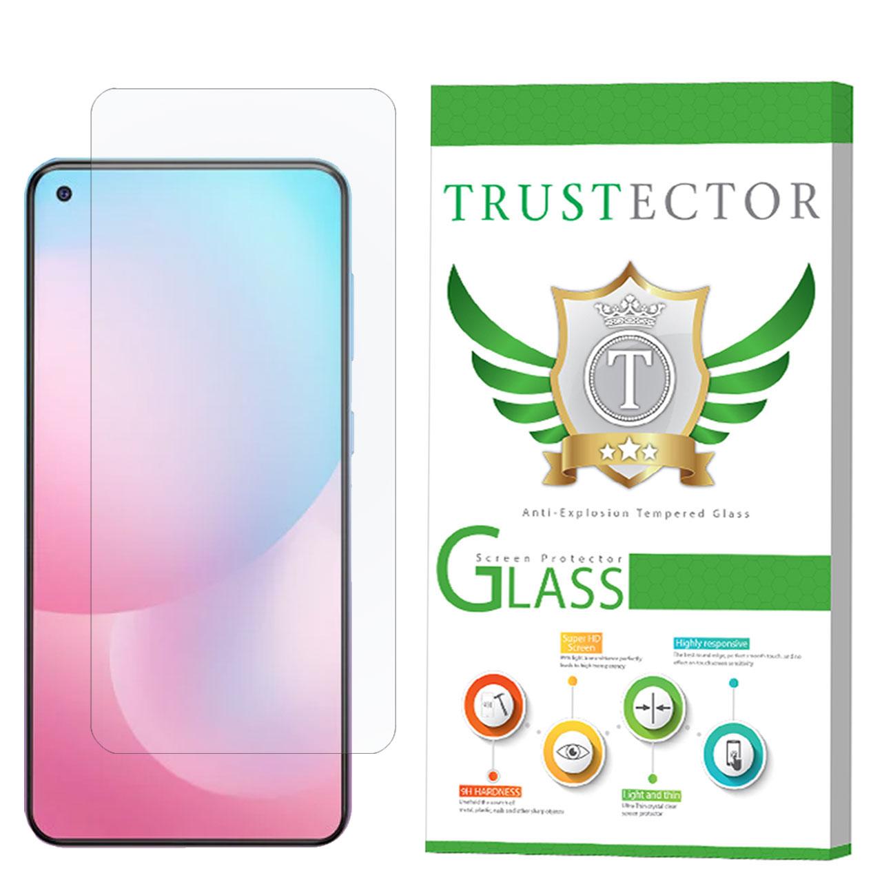 محافظ صفحه نمایش تراستکتور مدل GLS مناسب برای گوشی موبایل سامسونگ Galaxy A60              ( قیمت و خرید)